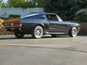 1967 Ford Mustang Eleanor Mustang Convertible Remove Fastback Roof